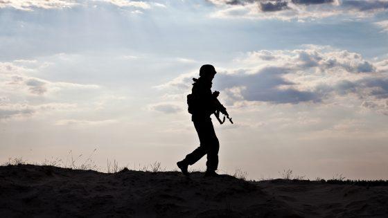 solider troop military