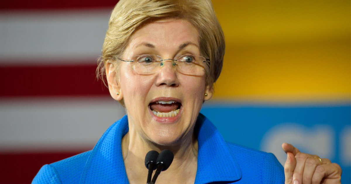 Liz Warren pulls massive immigration stunt just hours before first debate • Liberty Hub