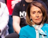 Nancy Pelosi ratchets up the rhetoric on POTUS in fiery stunt
