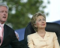 Bill and Hillary Weigh in on Impeachment with Predictable Prose