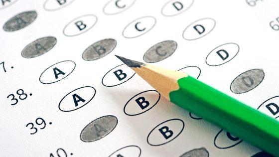 SAT test education