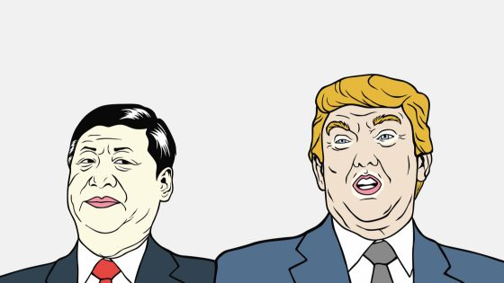 Trump Xi China