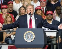 Trump Orlando rally ushers in 2020 campaign in unprecedented style