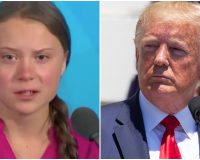 Trump Trolls Teen Climate Activist Greta Thunberg After Fiery UN Speech, & People Are Very Upset