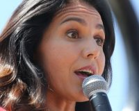 Democratic Civil War Heats Up as Tulsi Gabbard Sues Hillary Clinton