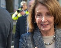 Nancy Pelosi Brushes Off Destruction of Columbus Statue as Woke Mobs Rage
