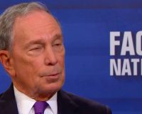 Bloomberg Blasts Bernie as Billionaire Buys and Bullies His Way into the Running