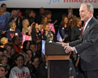 Mike Bloomberg Raked Over Coals in First Debate Appearance