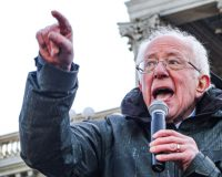 Bernie Sanders Makes Major Legislative Threat in Push for COVID Stimulus