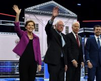 Prominent Candidate Abstains From Bashing Bernie, Fueling VP Pick Rumors