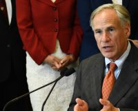 Texas Governor Explodes Over 'Offensive' Screening of Nat'l Guard in DC
