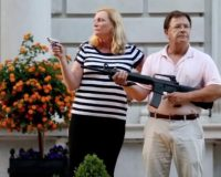 President Rumored to be Intervening in Case of Gun-Toting 'Ken and Karen' from St. Louis
