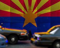 Manhunt Underway in Arizona After Another Ambush Targeting Police Officers