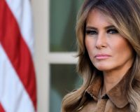 MUST SEE:  #FakeMelania Trends on Twitter After Photo Sleuths Share Wild Conspiracy Theory
