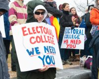 Shocking New Poll Details Americans' Support of Electoral College