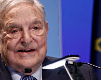 George Soros, Leonardo DiCaprio Among Big-Dollar Donors for Biden Transition