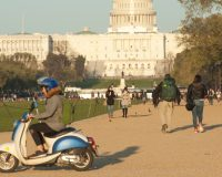 Texas Man on Moped with Weed and Knife Breaches White House Perimeter