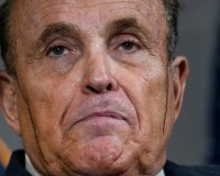 Rudy Reportedly Fishing for a Preemptive Pardon from POTUS