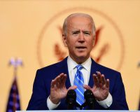 Biden Puts Foot Down on Virus Response, Signs Mask-Travel Order