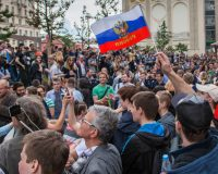 Massive Anti-Putin Protests End with 3,000 Arrests in Russia