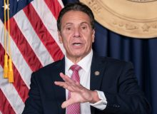 Cuomo's Trouble Multiply as Two New Accusers Come Forward