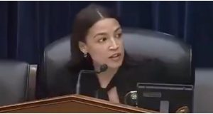 WATCH: Ocasio-Cortez Drops the Gavel After Former ICE Chief Explains to Her the Way Laws Work