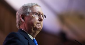 Mitch McConnell Prepping GOP for Swift Senate Impeachment Trial