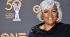 Former DNC Chair Donna Brazile Shows Concern over Biden's Fundraising Trouble