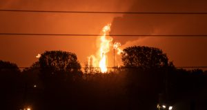 MUST SEE:  Photos and Video of Texas Chemical Plant Explosion are Terrifying and Extraordinary