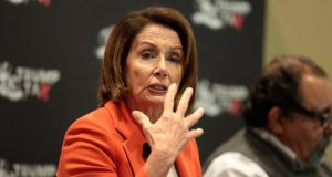 Pelosi Attempts to Slam Trump with More 'Impeached Forever' Talk